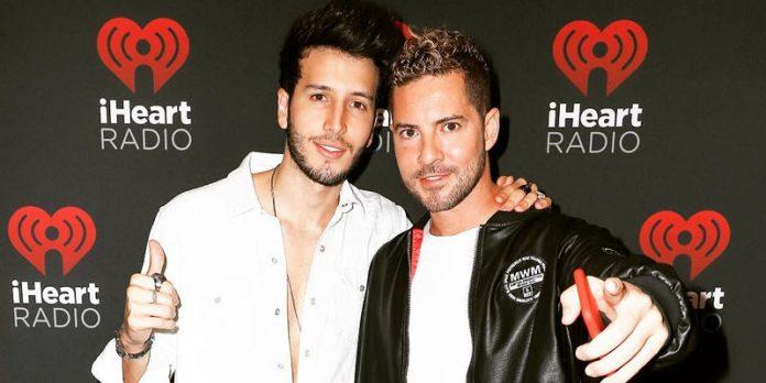 David Bisbal anuncia colaboración con Sebastián Yatra