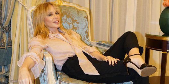 Kylie Minogue se pasa al reggaetón con Gente de Zona