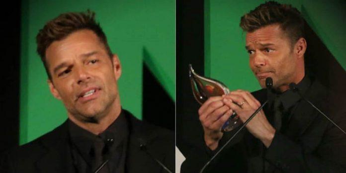 Llaman a Ricky Martin un personaje inspirador