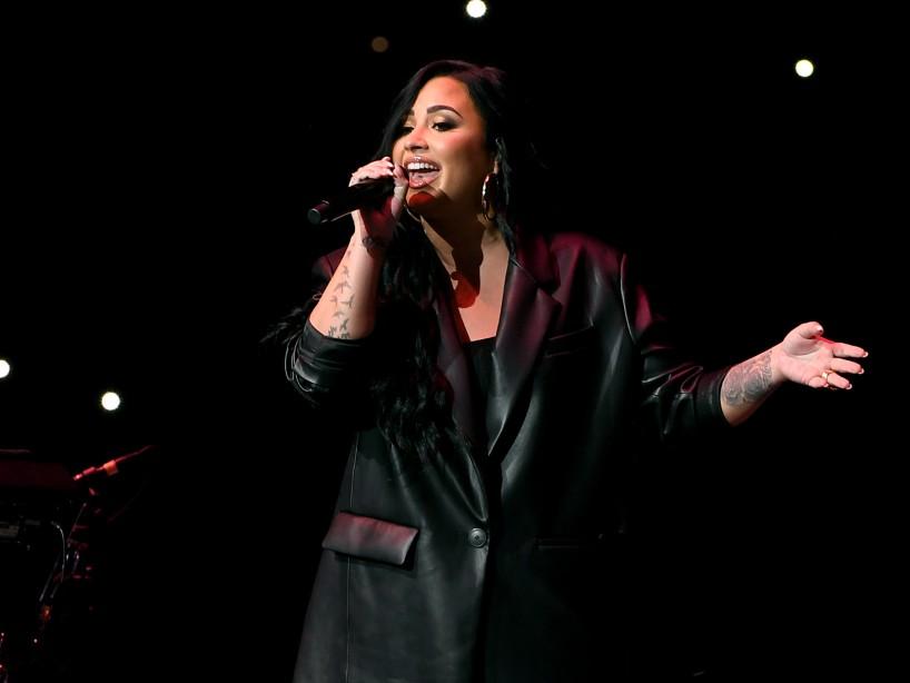 Demi Lovato revela que se identifica como pansexual
