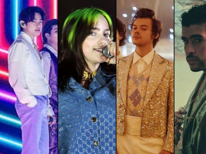 El lineup de Premios Grammy 2021: Billie Eilish, Harry Styles, BTS, Bad Bunny y más