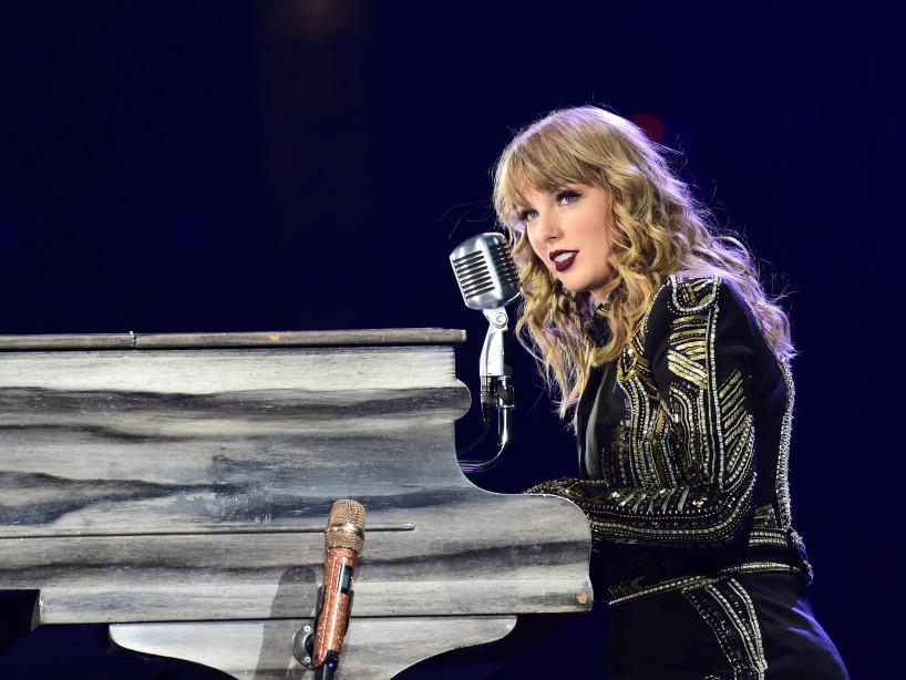 Taylor Swift regresará al cine junto a Margot Robbie, Christian Bale y más estrellas