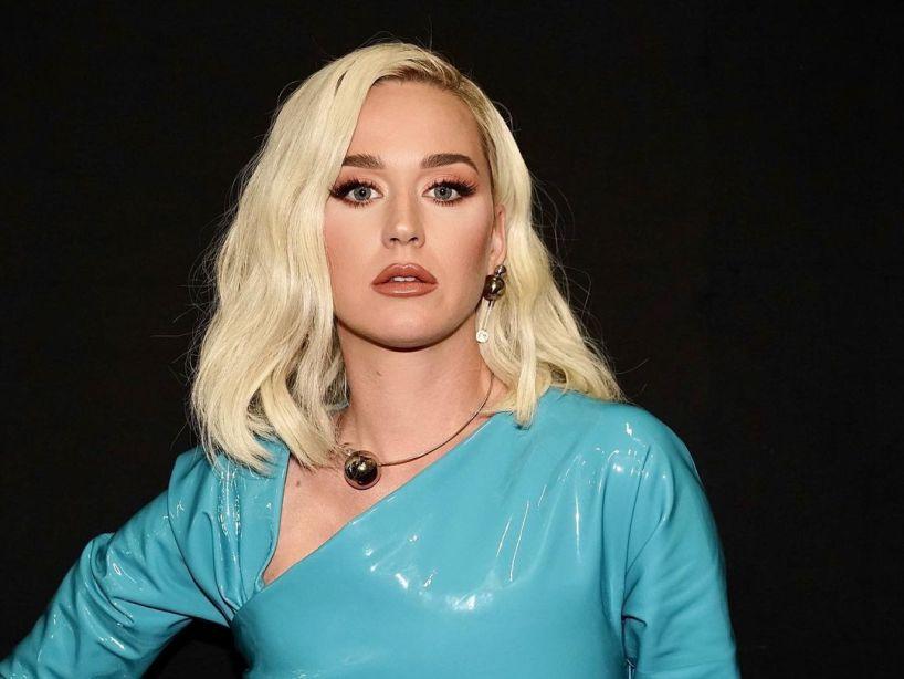 Las fotos de Katy Perry en Instagram que impactan con su fenomenal look tras ser mamá